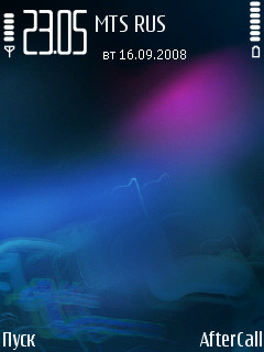 Nokia N93i Original Nseries Theme