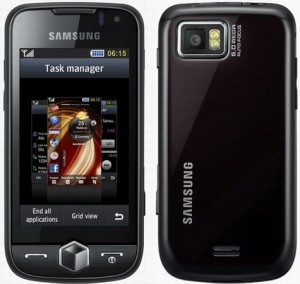 samsung s8000 jet mobile phone 300x284 The New Samsung Smart Phone: Samsung S8000 Jet