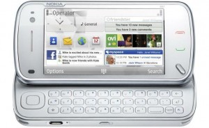nokia n97 white keyboard 163584 300x184 A Short Review Of Nokia N97
