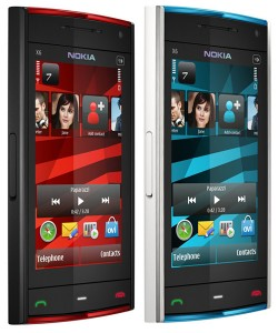 nokia x6 250x300 Nokia X6: A New Evolution Of Music Phones