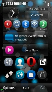 Bubbles 1 169x300 Bubbles Symbian^3, Anna, Bella Theme For Nokia 700, 701, N8, C7, C6 01